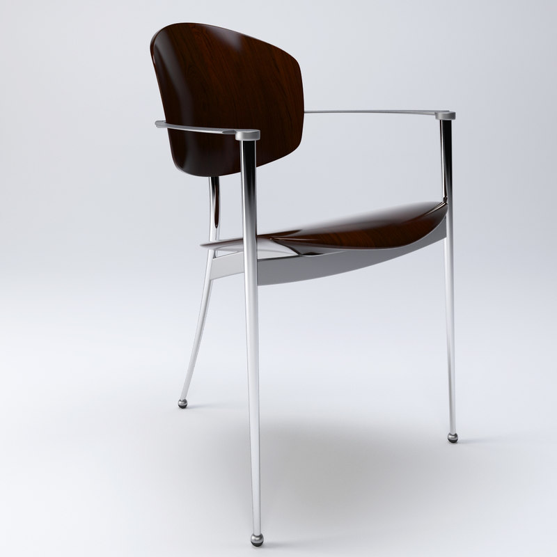 3d andrea chair