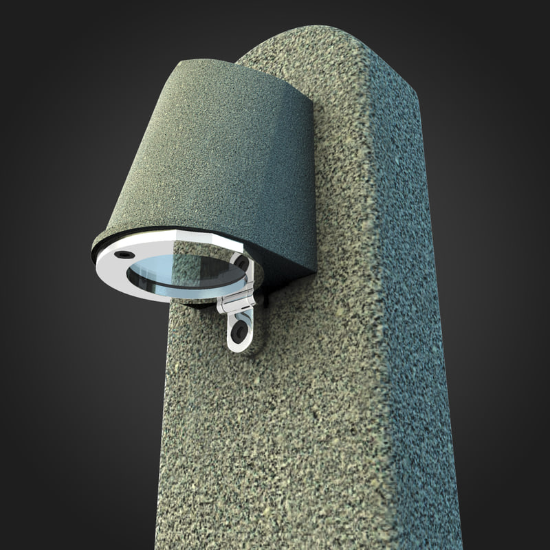 outdoor light 3ds