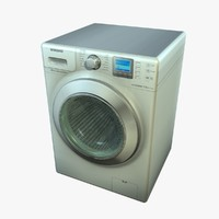 3d model washing machine 1