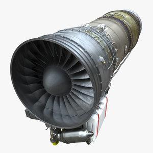 tumansky jet engine ma