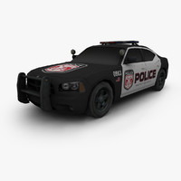 dodge charger police car max