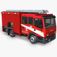 Japanese Firetruck