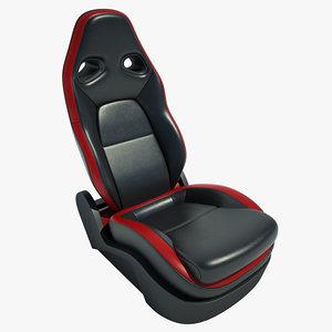 fbx auto chair