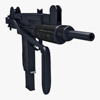 Mini Uzi Sub Machine Gun