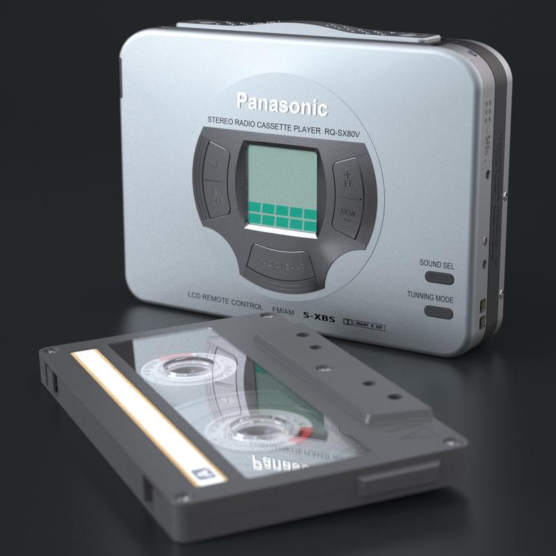 3d cassette panasonic