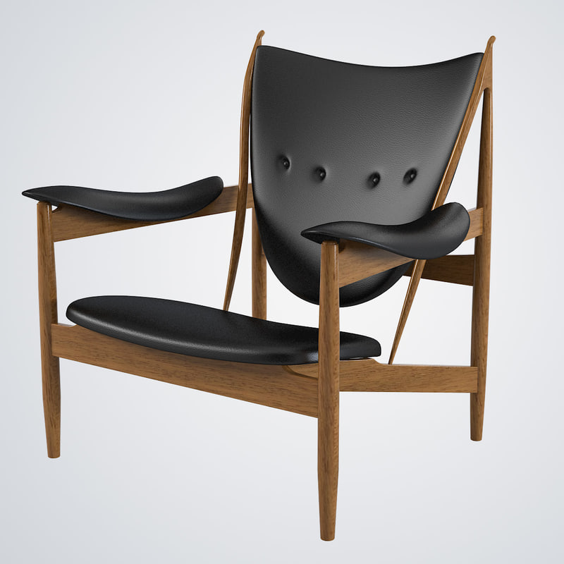 3d chieftains chair