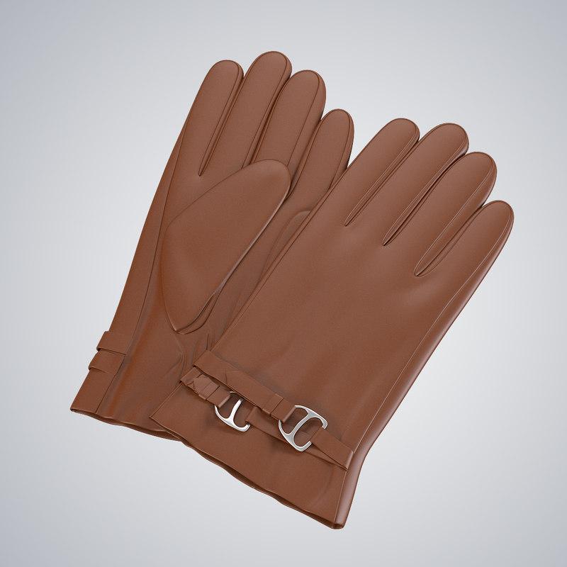 3ds max ralph lauren gloves