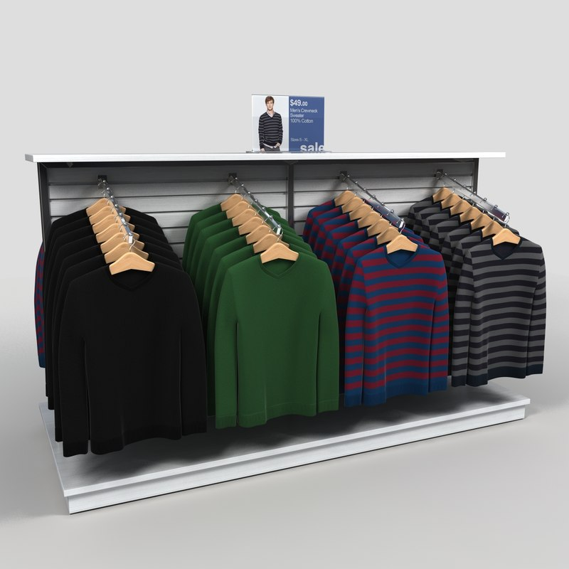 3d clothing mens sweaters