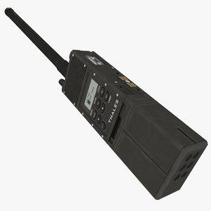 prc 148 radio 3d model
