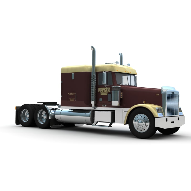 freightliner classic xl midroof lwo