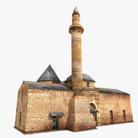 3ds mosque ahi evran