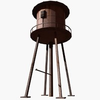 ma metal water tower