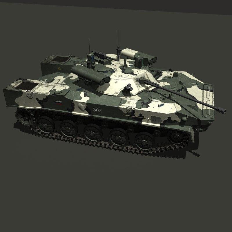 3d modernized russian weapon