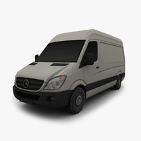 Mercedes Benz Van