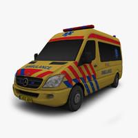 Sprinter Ambulance