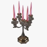 obj classic candle