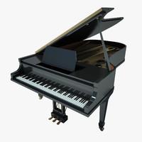 Grand Piano Black