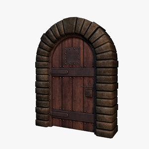 max dungeon door