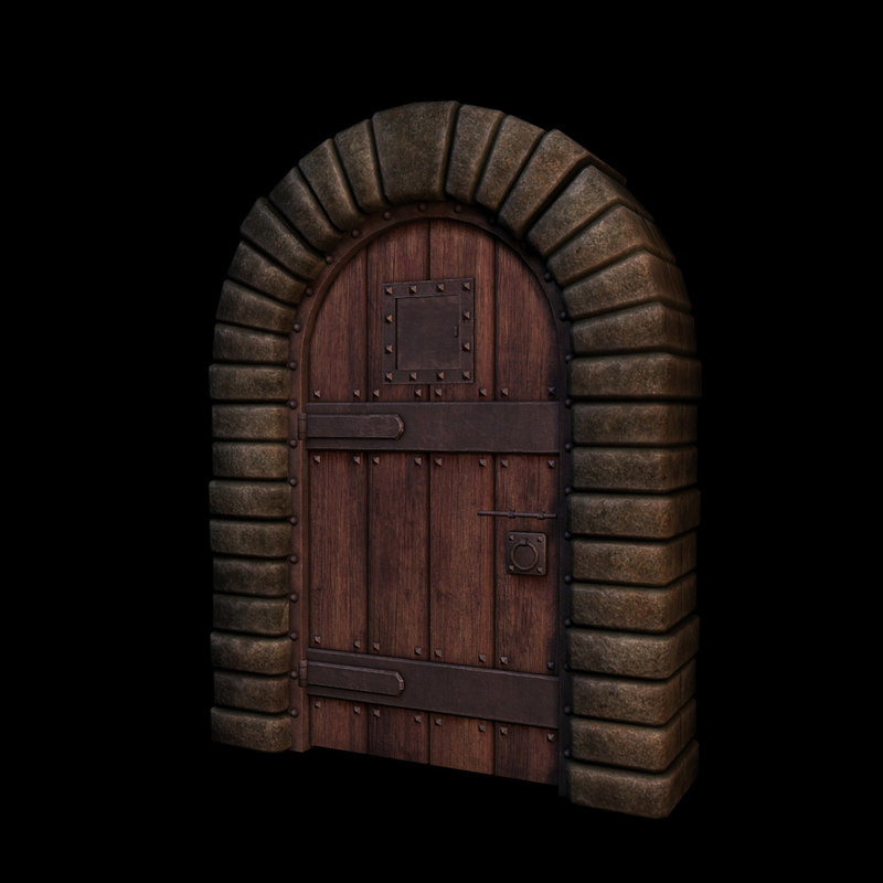 Max Dungeon Door