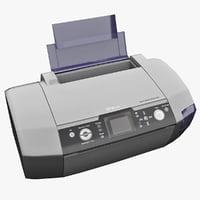 Printer Epson R340