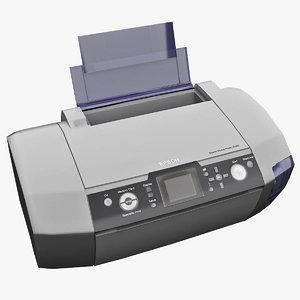 3d max printer epson r340