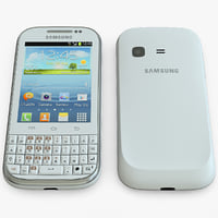 samsung galaxy chat 3d 3ds