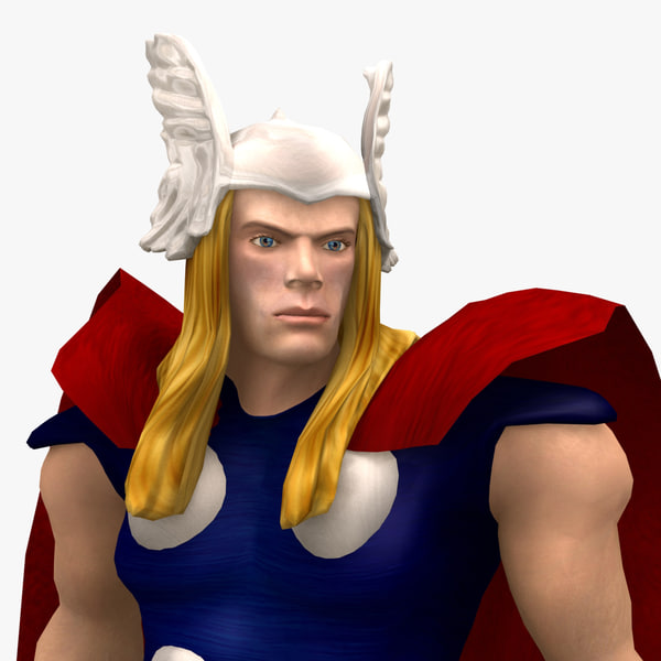 max games thor cartoon
