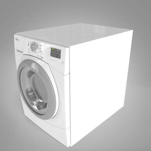 3d model whirlpool duet 3 5