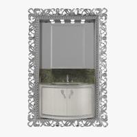 Lineatre Bathroom Classic Art Deco Furniture
