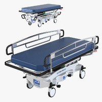pedigo stretcher 750-w 3d model
