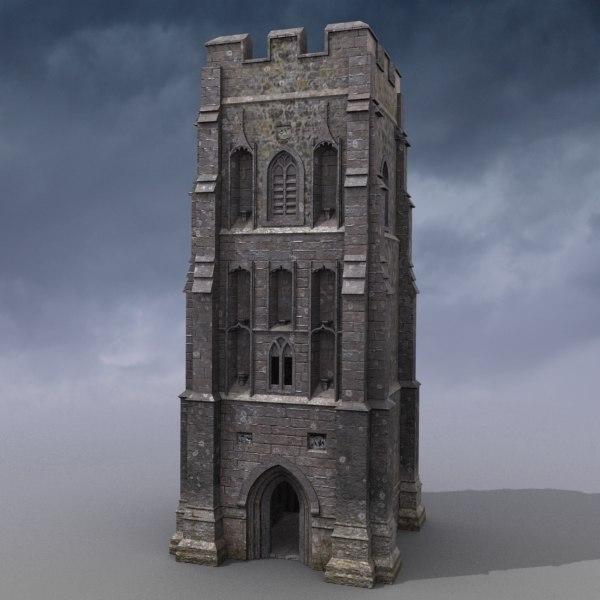 glastonbury tower max