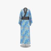 kimono 3d max
