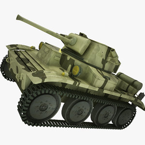 max british mk vii tetrarch