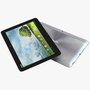 3d asus tf700t-b1-gr tablet model
