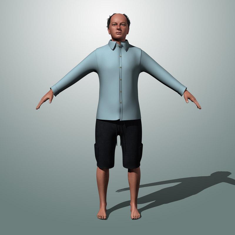 human male ma
