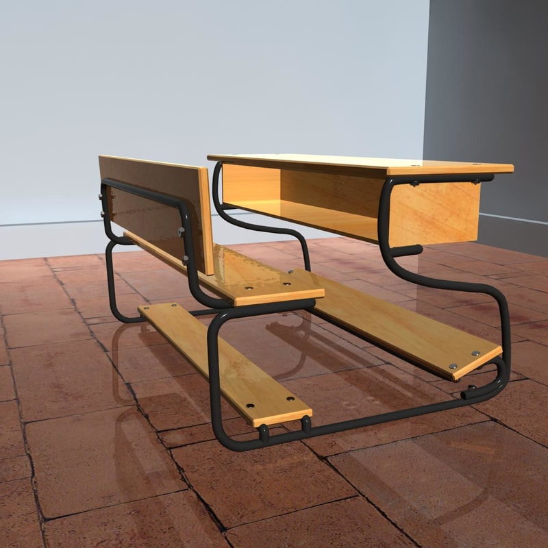 max school bench