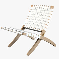 MG501 Cuba Lounge Chair By Carl Hansen