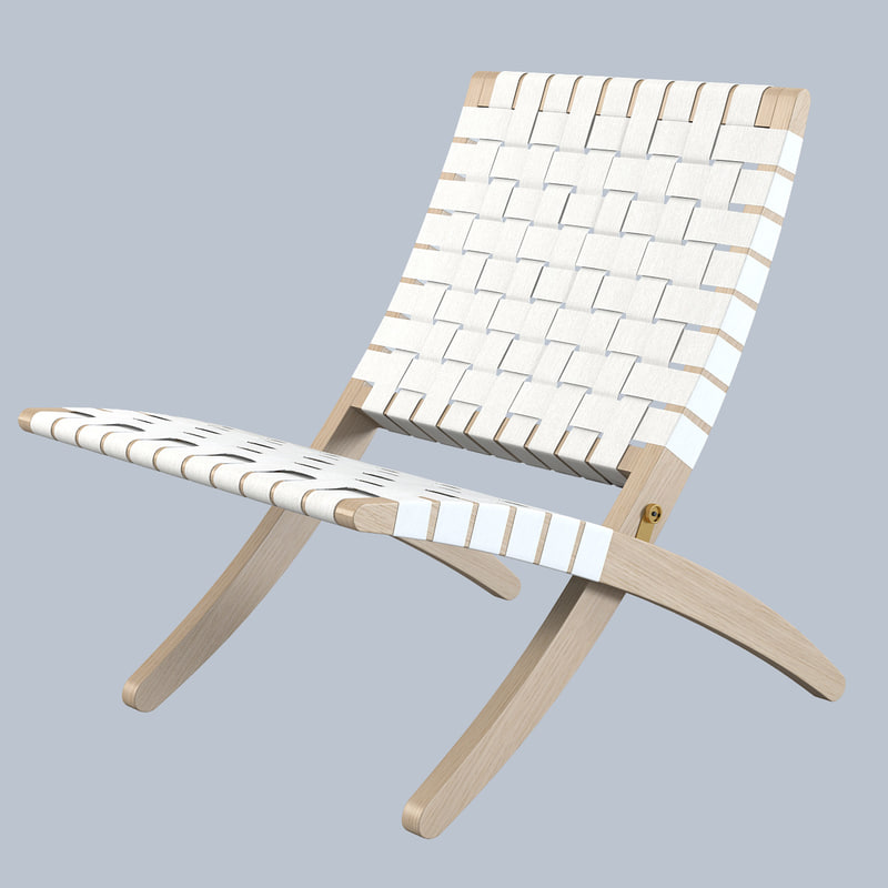 Lounge 3d Obj Chair Mg501 Cuba H2YWD9EI