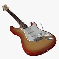 Stratocaster Sunburst
