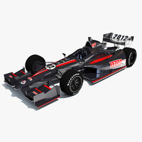 Izod IndyCar Race Car