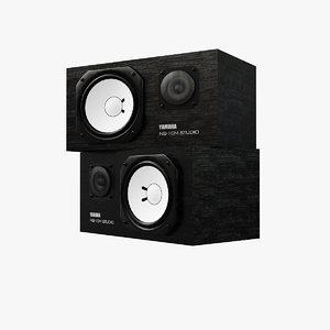 yamaha speaker 3d max