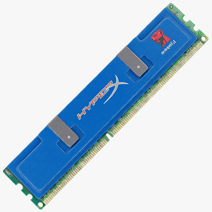 3d kingston dimm