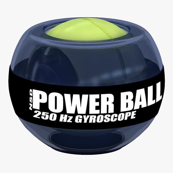 obj powerball workout equipment