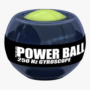 obj powerball workout equipment