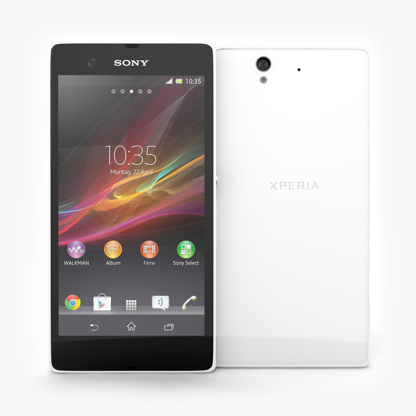 phone sony xperia z