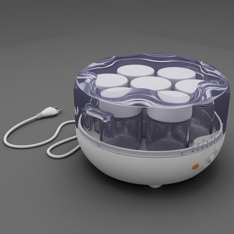yogurt maker moulinex djc 3d max