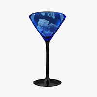 martini deep blue 3ds