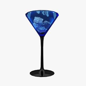 martini deep blue 3ds