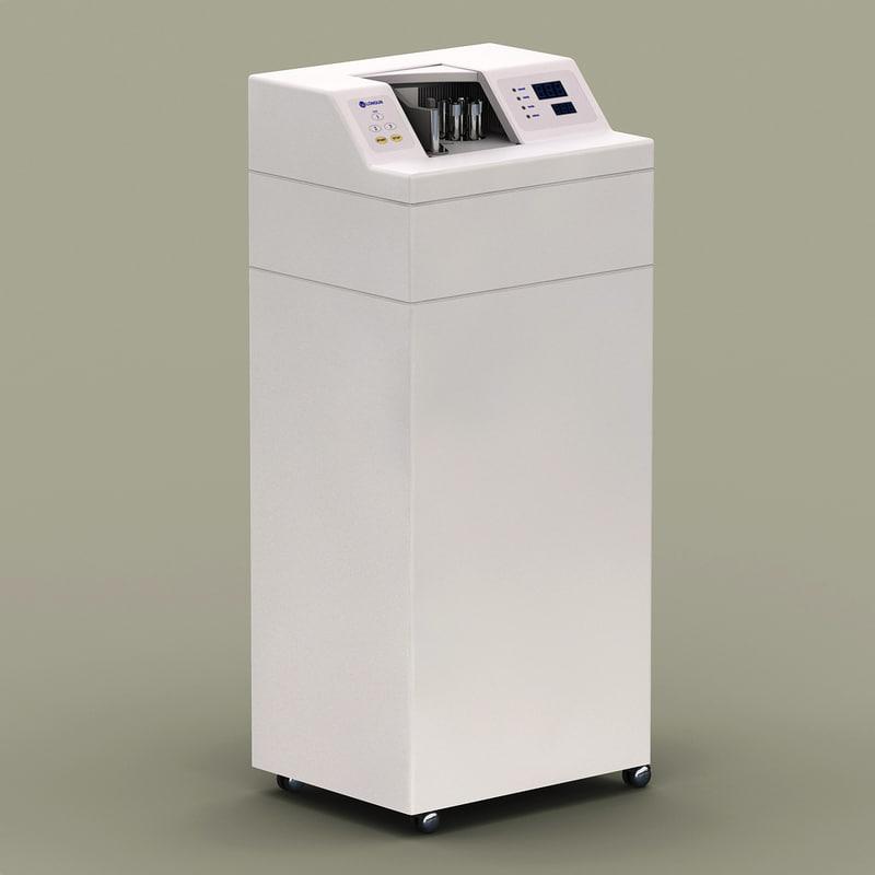 3d c4d currency counter lr-e18 vacuum