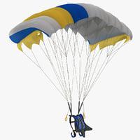 lightwave parachute 2